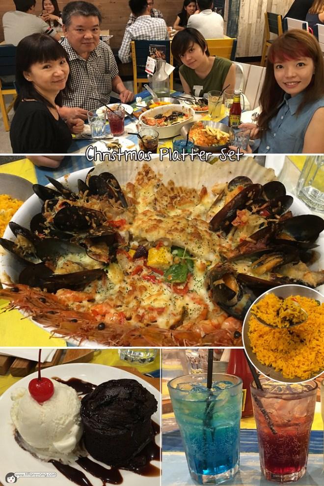 Fish & Co Christmas Dinner
