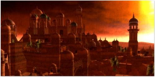Kingdom of Sand Citadel