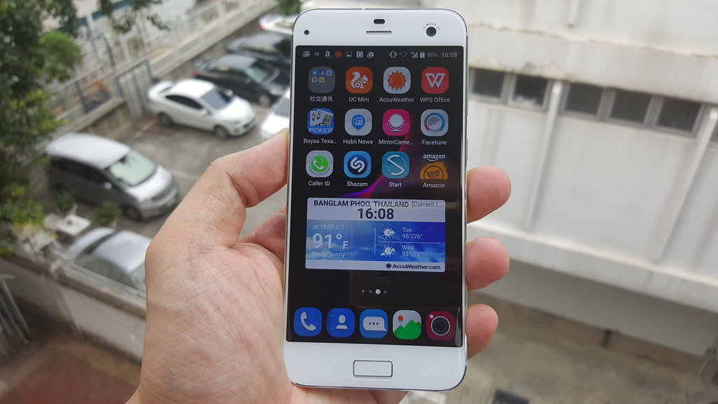 ZTE Blade S7 สมาร์ทโฟนหมื่นต้น แต่ครบเครื่อง