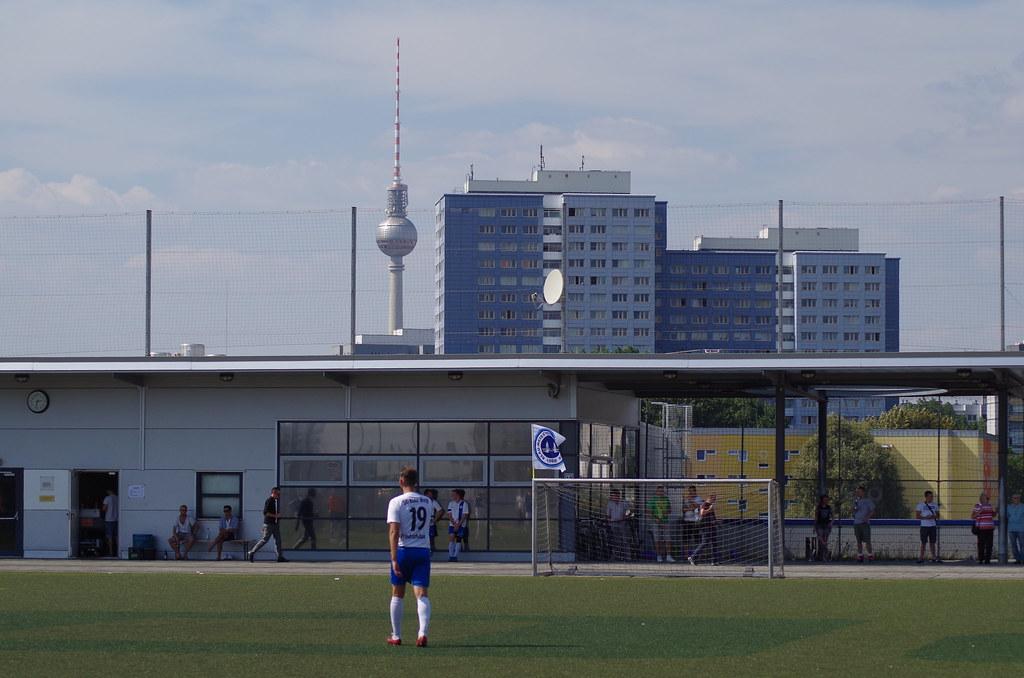 SG Blau-Weiß Friedrichshain vs. Tennis Borussia Berlin II