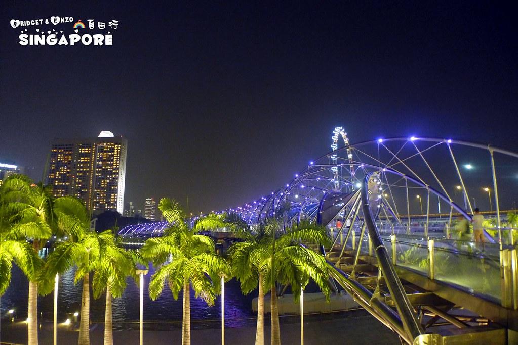 ♥ 新加坡自由行 - 超級樹(擎天樹)燈光秀 + 金沙酒店水舞秀 + 雙 ...