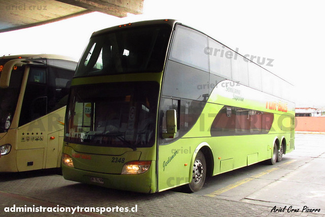 Tur Bus - Arica - Modasa Zeus / Mercedes Benz (DKXL99) (2348)