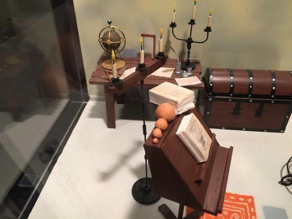 """Textos de Galileo: """"Mensajero de las estrellas"""" y """"Discorsi"""""""