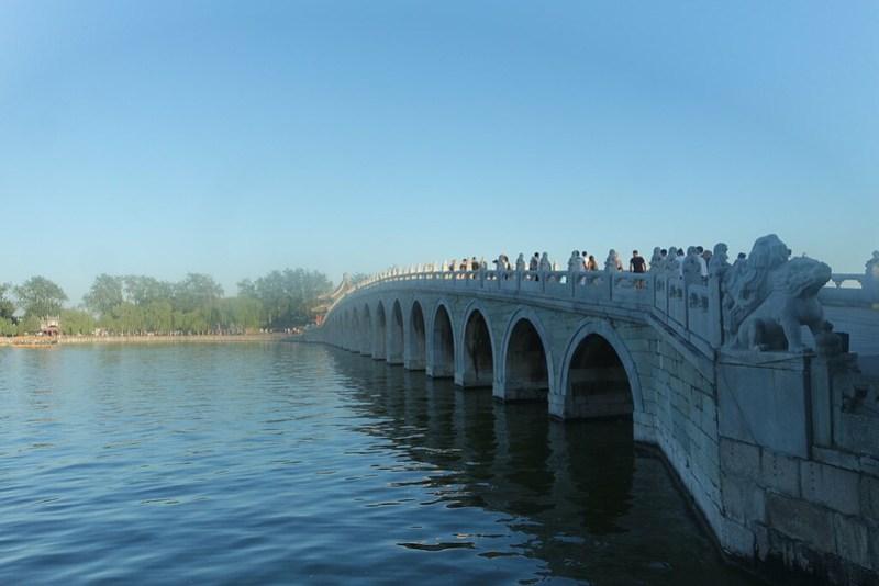 Puente de los Diecisiete Arcos
