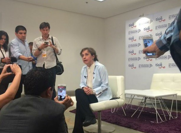 Aristegui denunciará al Estado mexicano ante la CIDH
