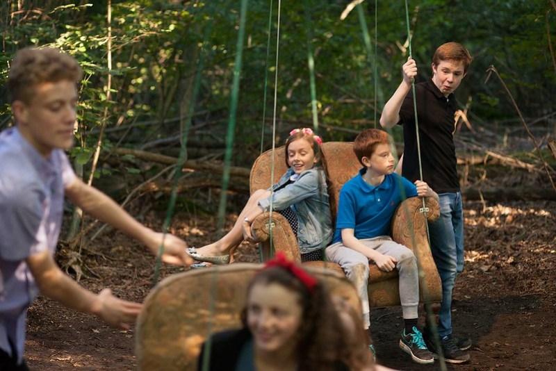 woodland-swings-kids
