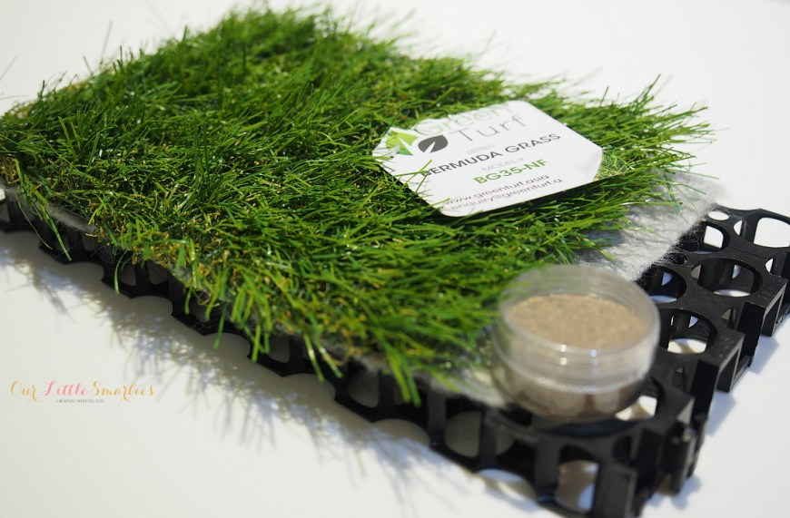 Artificial Turf Structure