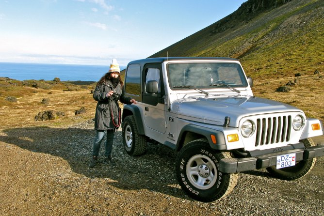Islanti omatoimimatka