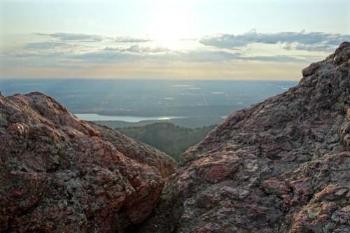 Horsetooth summit
