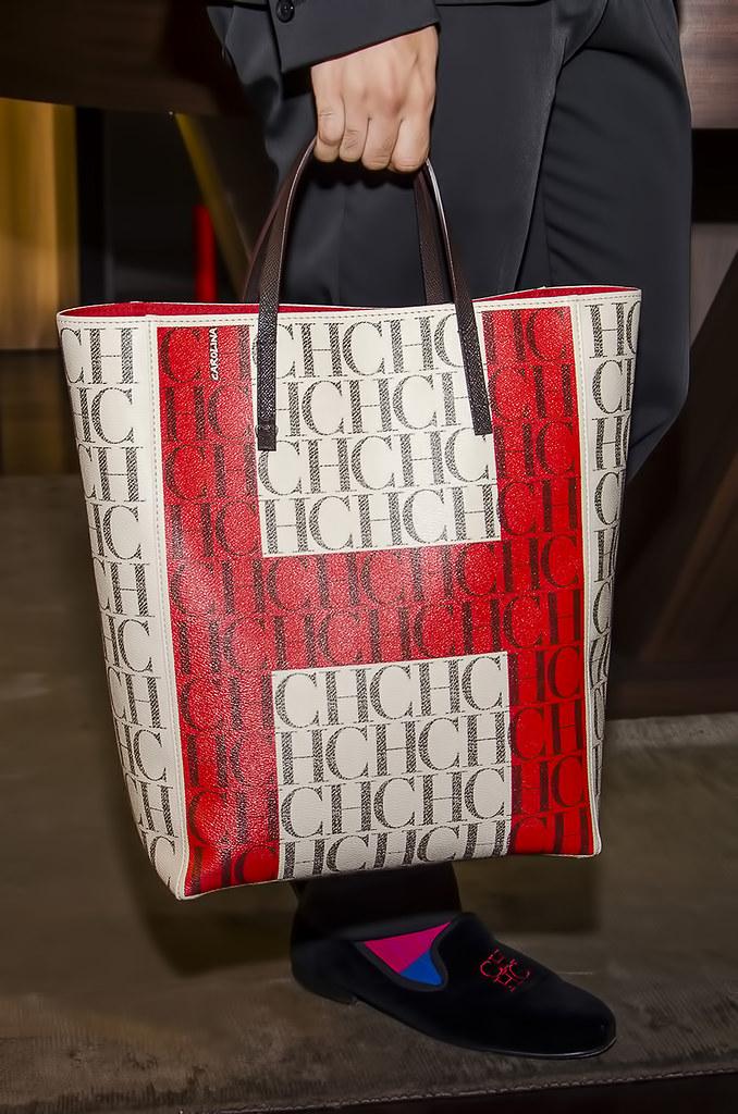 Shopping Bag Carolina Herrera