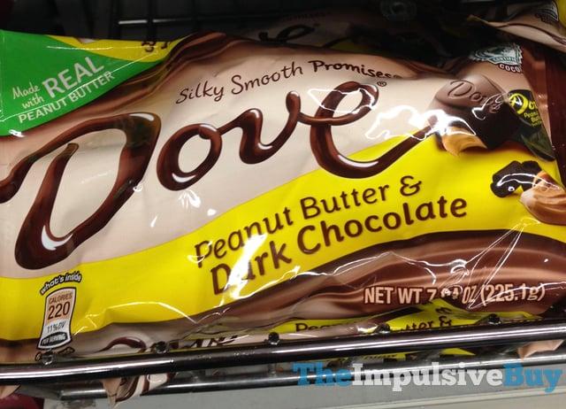 Dove Peanut Butter & Dark Chocolate Promises