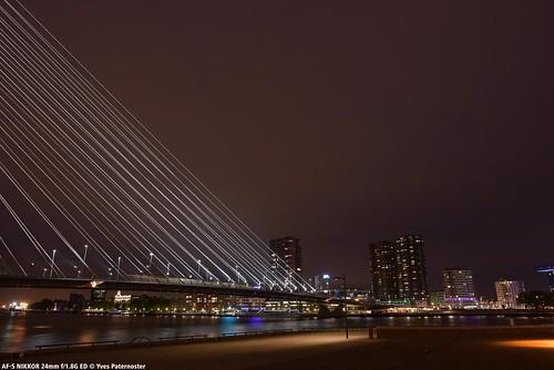 Night landscape | AF-S NIKKOR 24mm f/1.8G ED