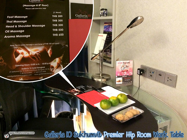 Galleria 10 Premier Hip Work Table