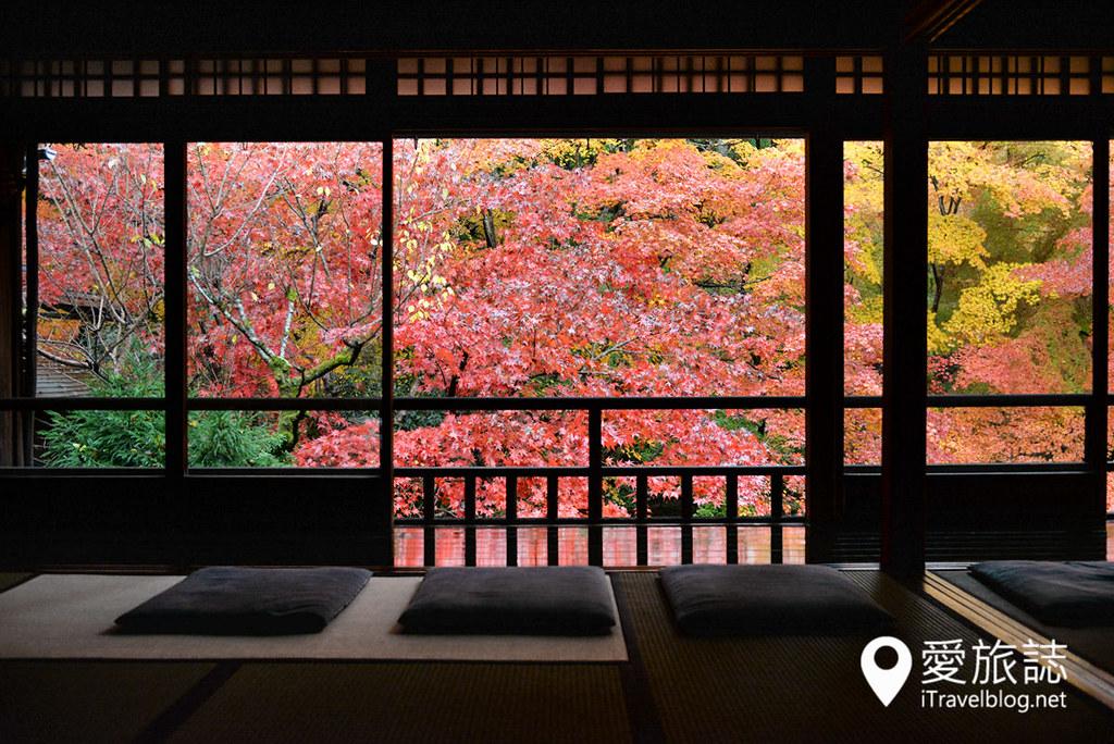 京都賞楓景點 琉璃光院 16