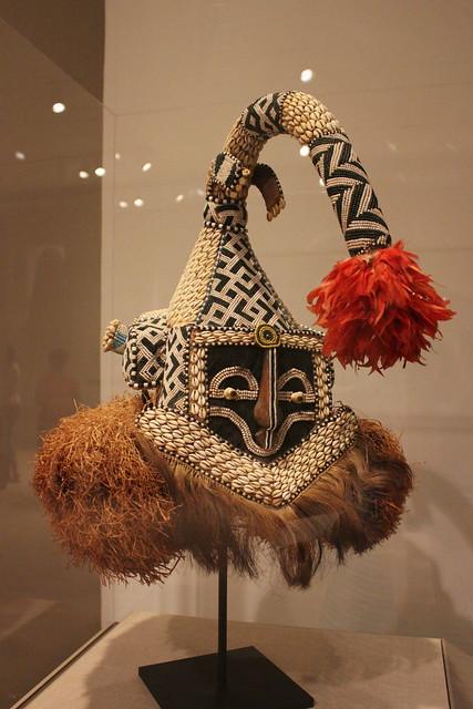 Helmet Mask, Congo, mid 20th C, Dallas Museum of Art