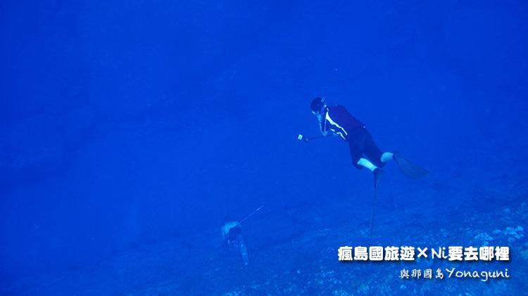 54海底遺跡底部