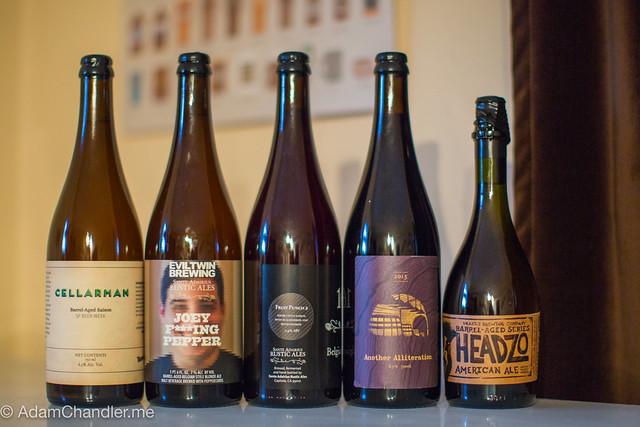 Beer Trade, 9-20-2015 (Sante Adairius)