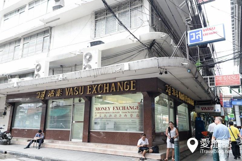 《曼谷换汇指南》VASU Exchange活素:NANA捷运站换钱好方便