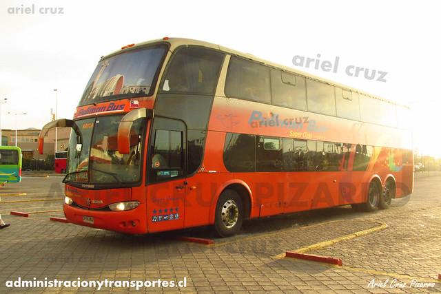 Pullman Bus | La Serena | Marcopolo Paradiso 1800 DD - Scania (CHRJ60) (2141)