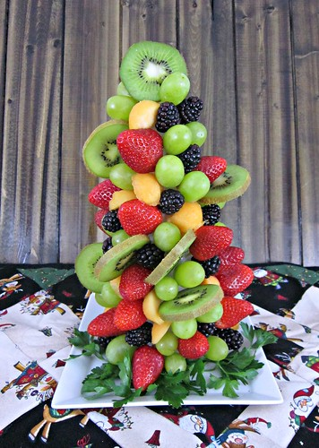 Christmas Fruit Tree 2
