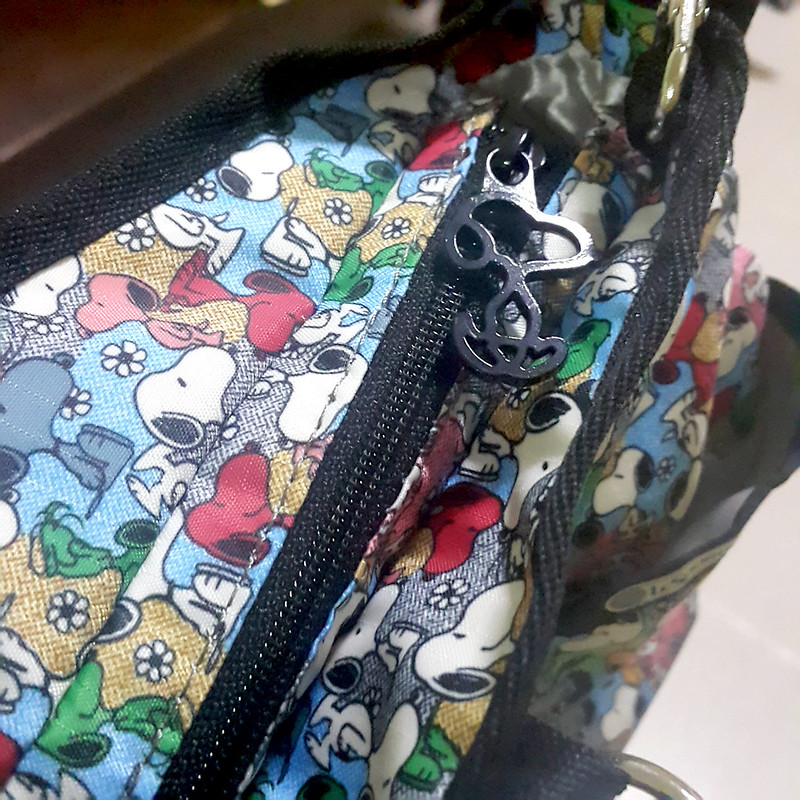 20151217_182849 LeSportsac Snoopy