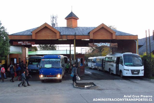 Terminal Buses Vipu-Ray / Pucón