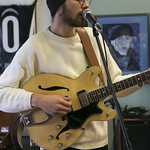 Isaac Vallentin @ The Record Centre