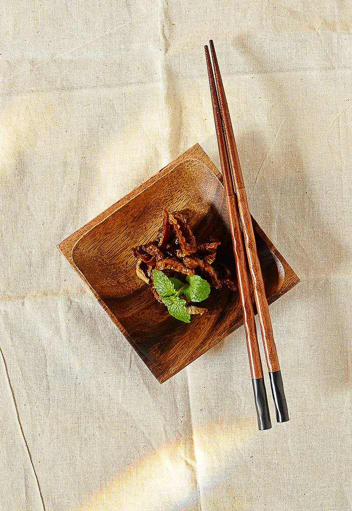 Pickle Daikon Radish w Tamari Soy Sauce