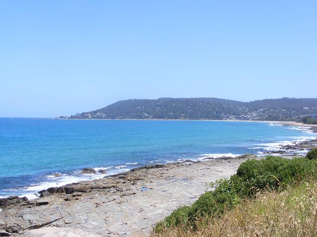 Picture from Lorne, Australia