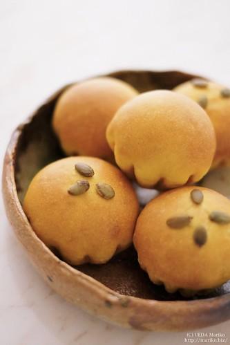 かぼちゃパン 20161028-DSCF3944 (2)-t