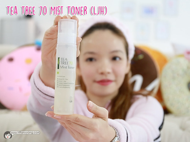 Tea Tree 70 Mist Toner