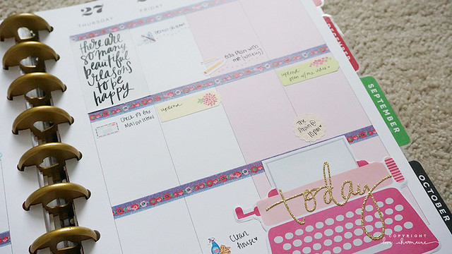 Plan With Me Week 35