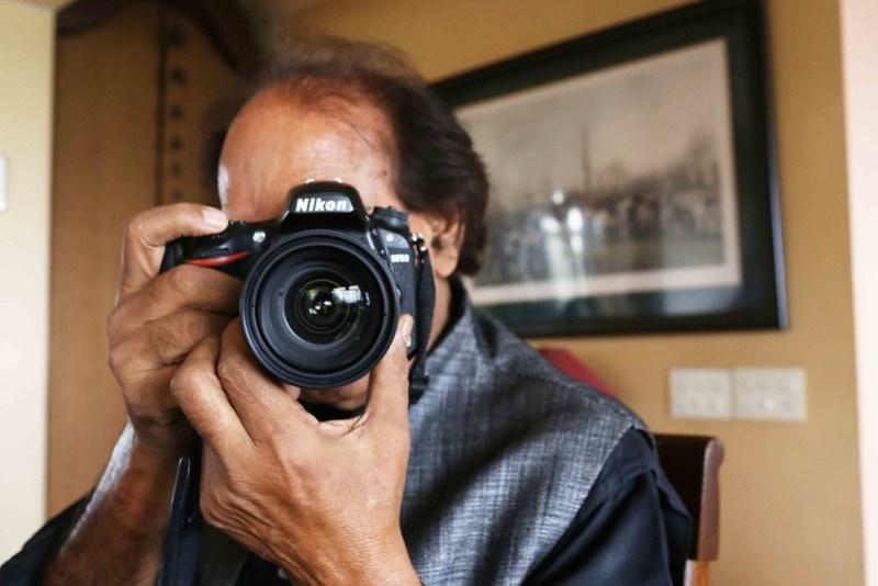 A Portrait of The Delhi Walla as Photographer Raghu Rai