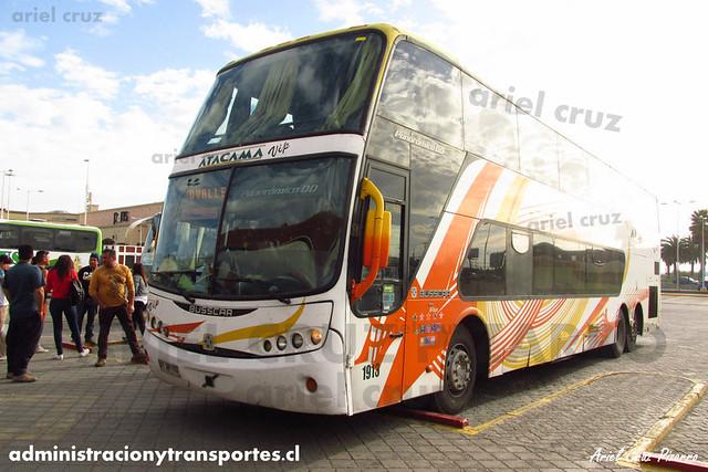 Atacama Vip (Pullman Bus) | La Serena | Busscar Panorâmico DD - Volvo (BYXP70) (1913)