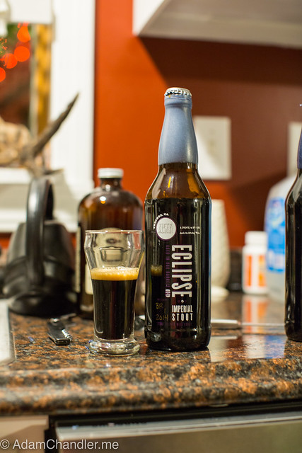 FiftyFifty Imperial Eclipse Stout - Woodford Reserve Barrel