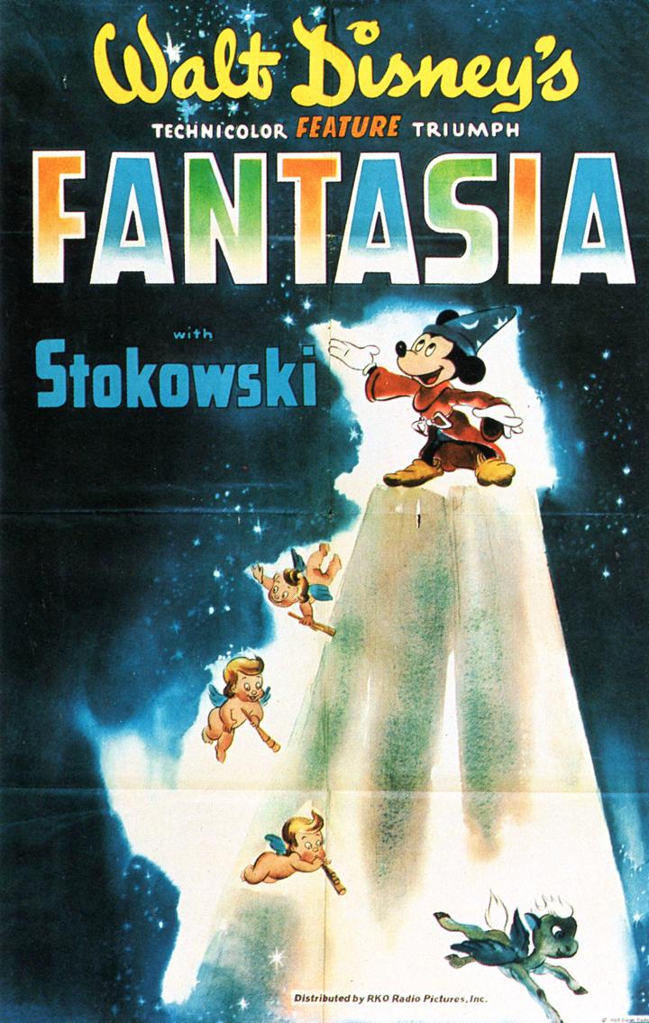 Disney-tiistai: Fantasia