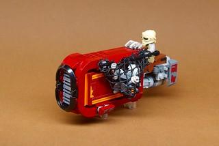 Rey's Speeder, unpimped (1)