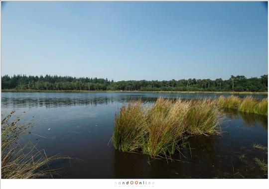 Landscape polariser met de TS-E 17mm f/4L geeft toch een klein beetje vignet.