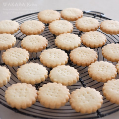 クリームチーズクッキー20150929-DSCF9097