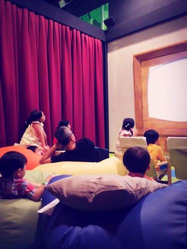 JG Movie room