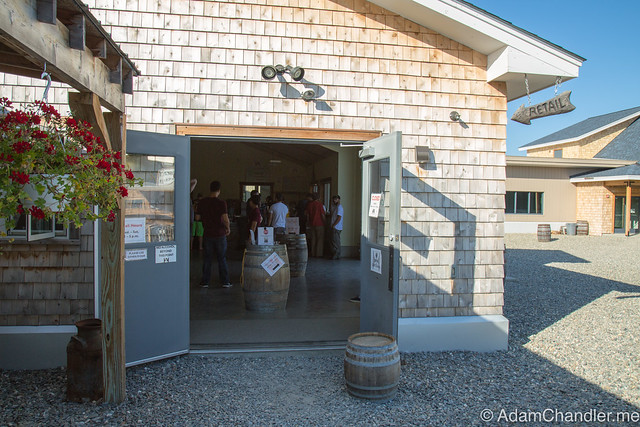 Visiting Hill Farmstead's new Taproom (Setember 2015)