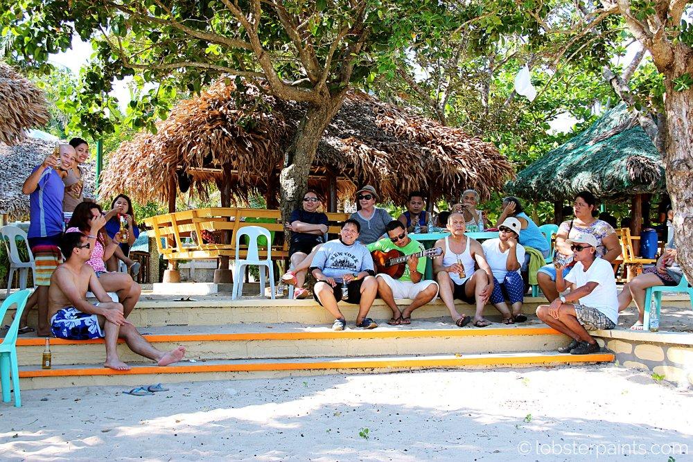 10 October 2015: Twin Rock Beach Resort   Catanduanes, Bicol, Philippines