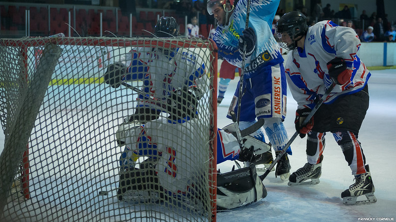 Match Hockey-sur-Glace LE HAVRE vs CAEN B (21/11/2015)