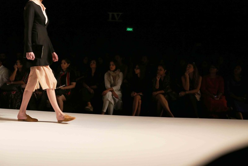 City Style – The Message of the Dresses, India Fashion Week, Okhla