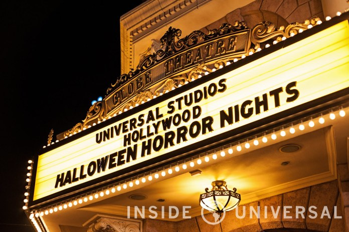 Halloween Horror Nights 2015 Opening Night at Universal Studios Hollywood