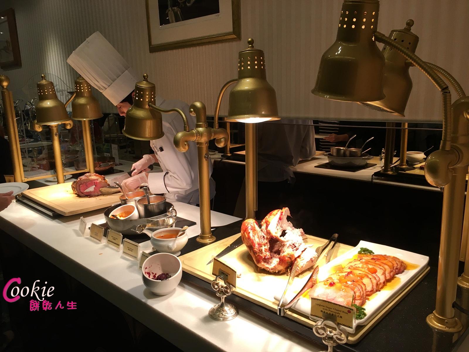 【臺北福華大飯店】羅浮宮自助式晚餐 Buffet吃到飽 @ 餅乾人生Cookie Life :: 痞客邦