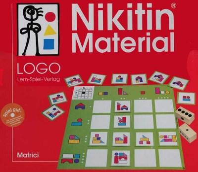 Nikitin Matrici