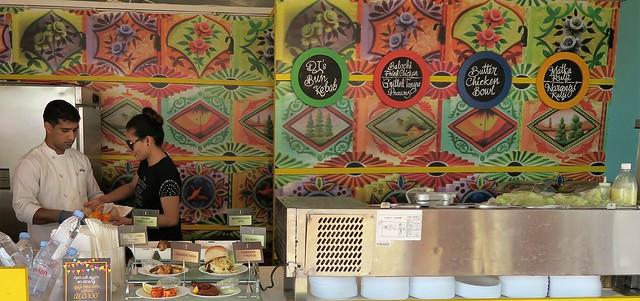 indian food abu dhabi du arena yas