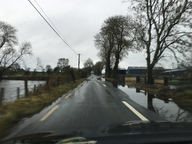 Flooding on Roads