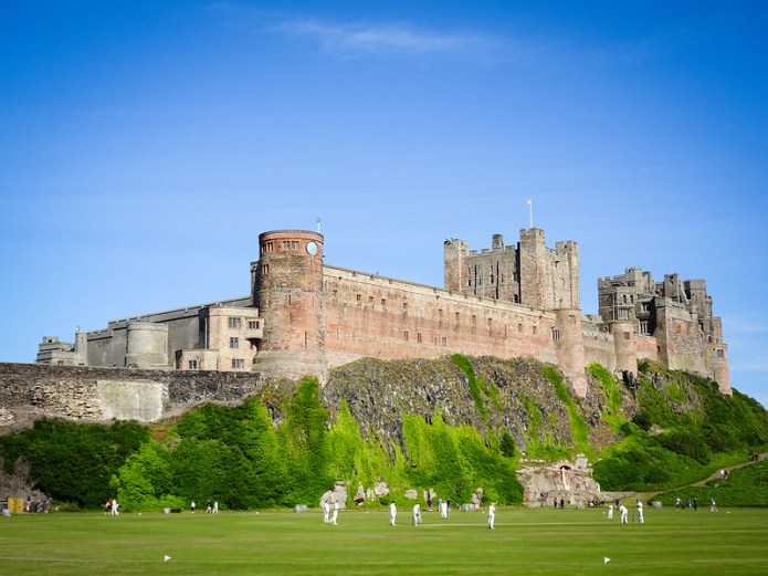 Cricket and Castle (1)